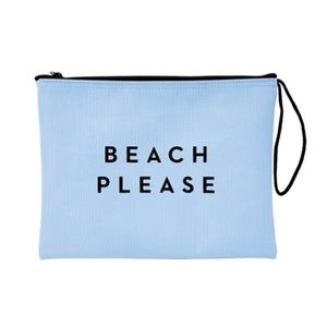✨Milly✨ beach please pouch